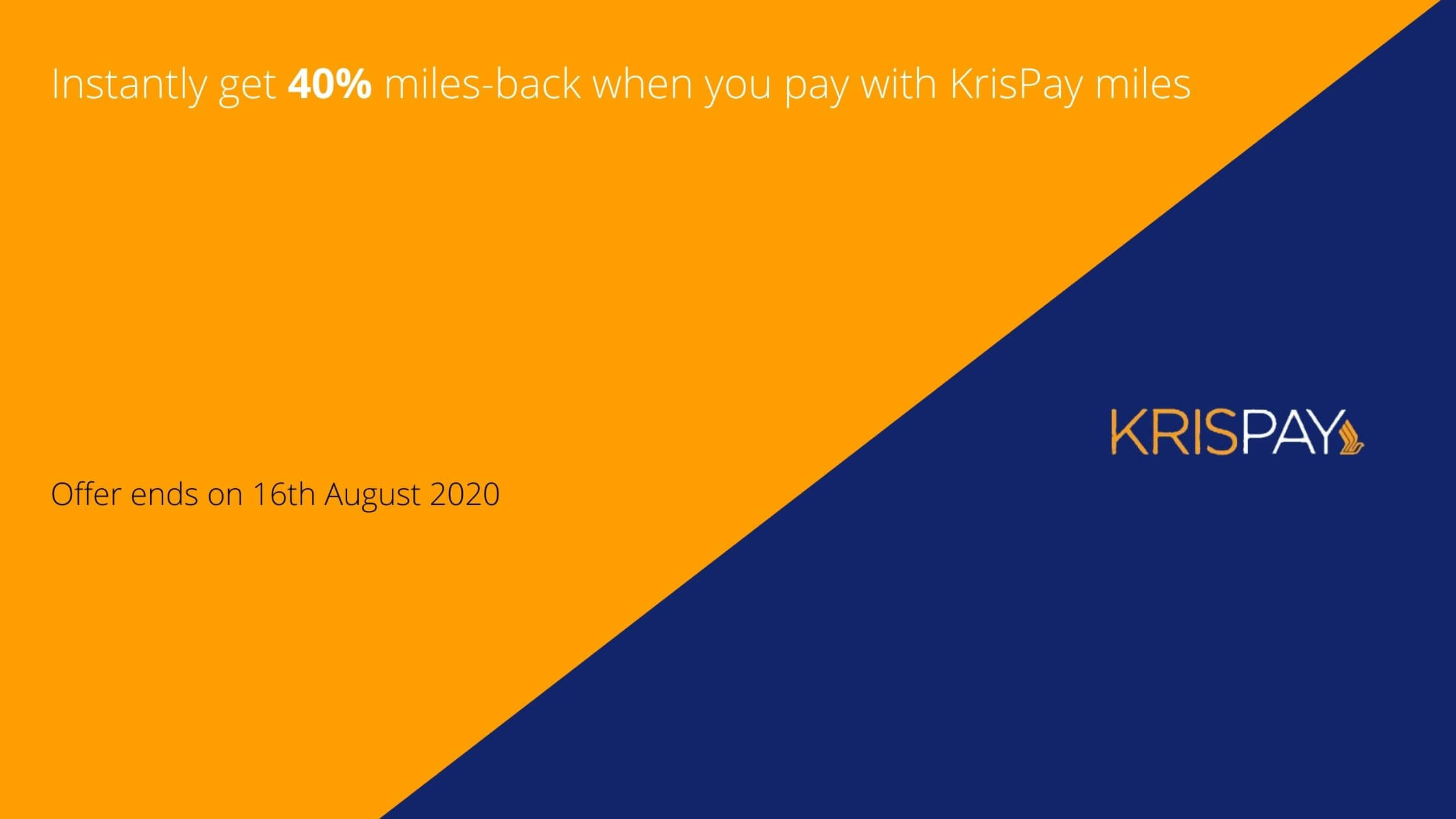 We are celebrating KrisPay's 2nd Birthday!